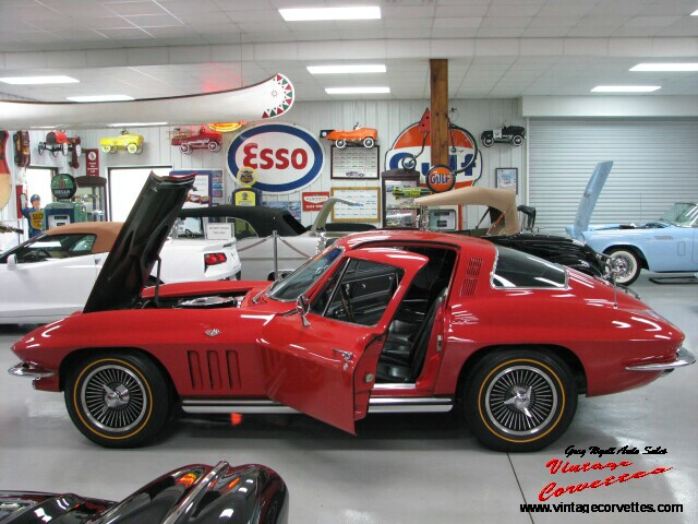 1965 Red Coupe Survivor