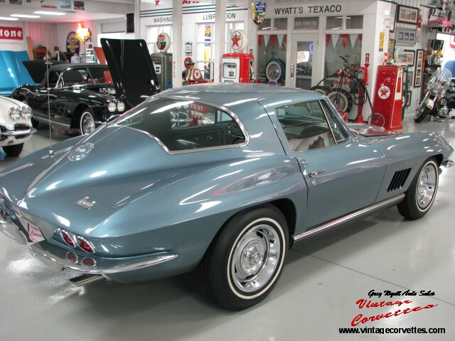 1967 Lynndale Blue Coupe