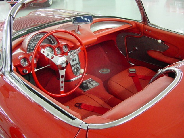 58red230 on white car engine